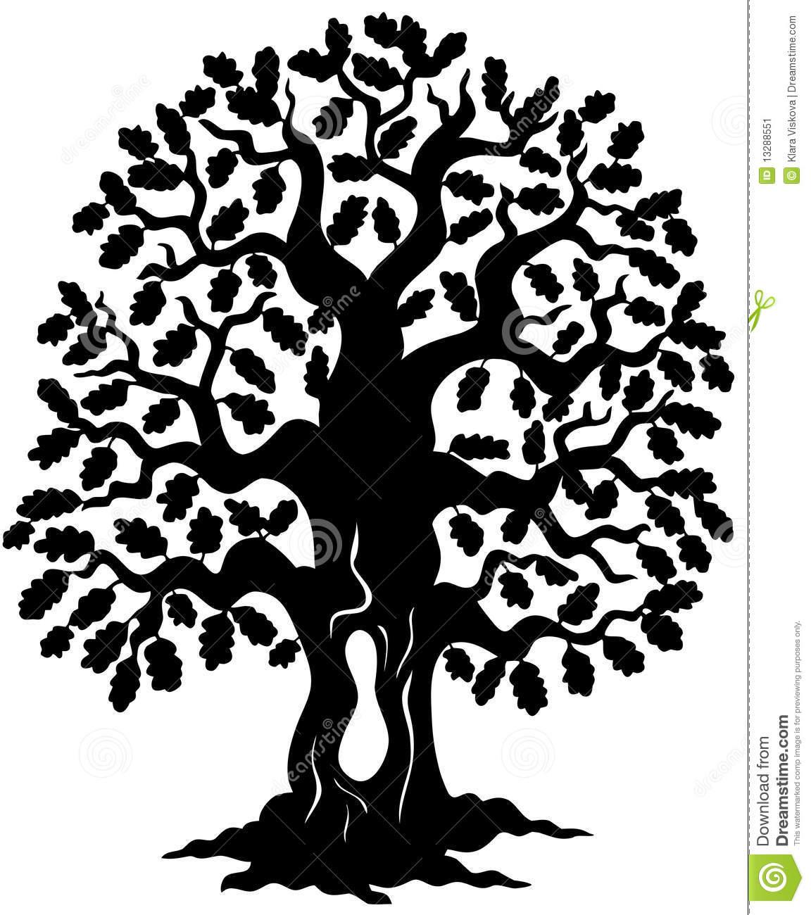 1152x1300 Clip Art Tree Silhouette Clip Art