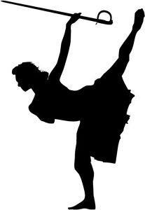 207x300 Color Guard Silhouette 2 Interesting Things Color