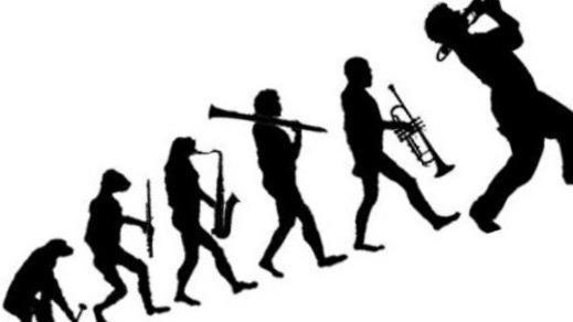 519x292 Marching Band Clipart Silhouette