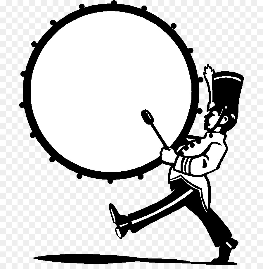 900x920 Marching Band Drum Major Clipart