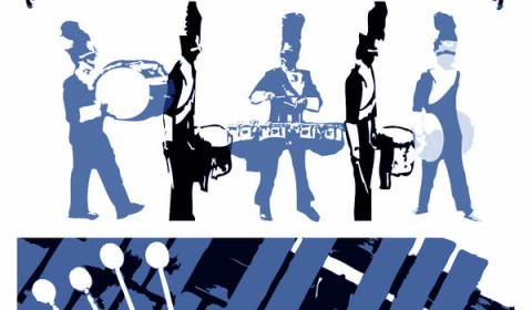 marching soldier silhouette at getdrawings com free for personal rh getdrawings com free drumline clipart