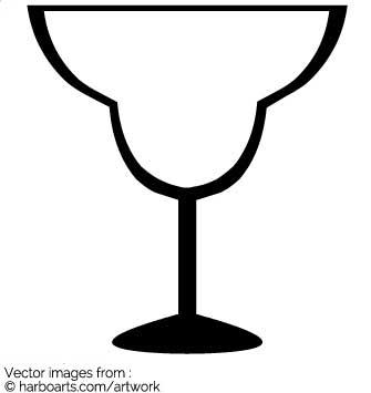 335x355 Download Margarita Glass
