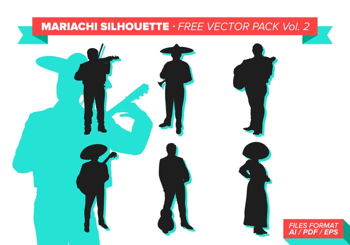 700x490 Mariachi Free Vector Pack Vol. 2