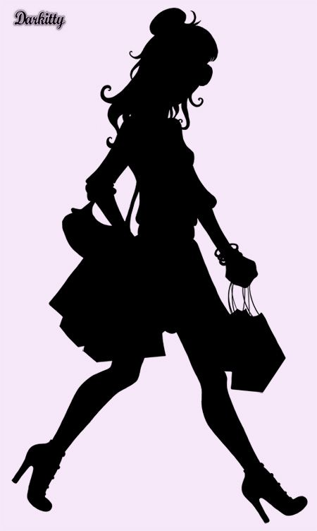 450x752 Her Use Of The 18th Century Form Of The Silhouette Is Both