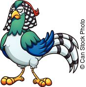 176x179 Pheasant Vector Clipart Vector And Illustration. 443 Pheasant