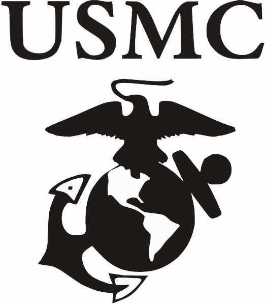 Marine Corps Silhouette