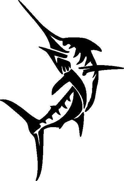 Marlin Silhouette