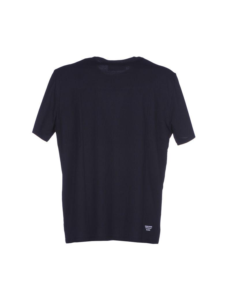780x1040 Neil Barrett Martin Luther King Jr Amp Lincoln Graphic Print T Shirt