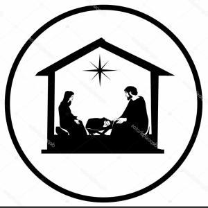 300x300 Christmas Nativity Scene Baby Jesus Manger Arenawp