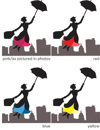 400x522 Mary Poppins Party Invitations, Birthday, Baby Shower, Tea Party