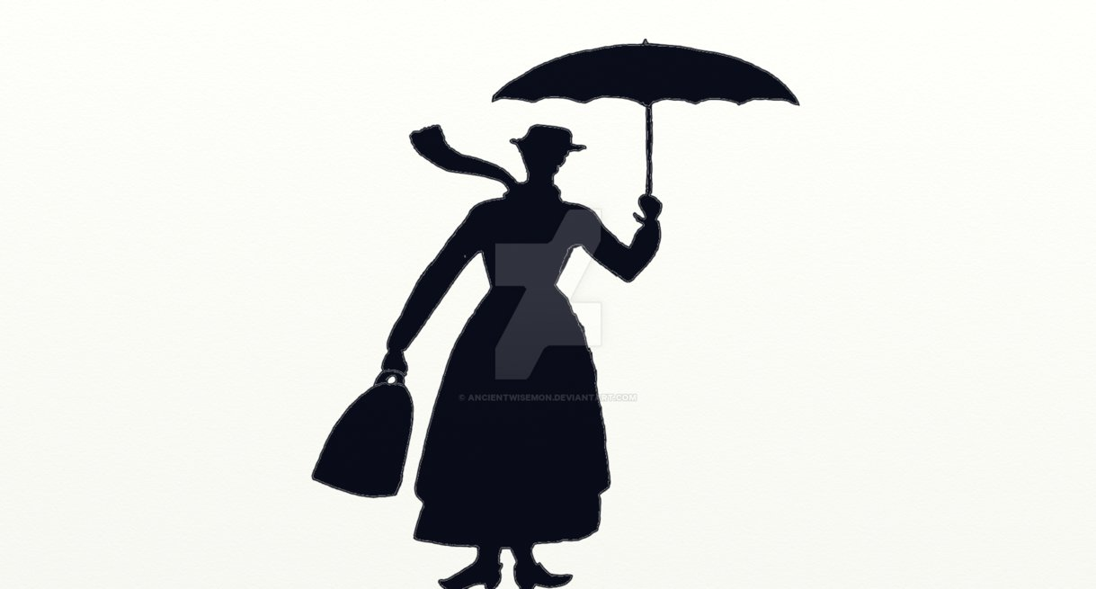 1219x655 Mary Poppins By Ancientwisemon