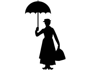 340x270 Mary Poppins Decal Etsy