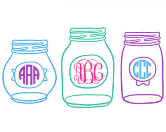 340x270 Small Town Girl With Mason Jar Svg Instant Download Design