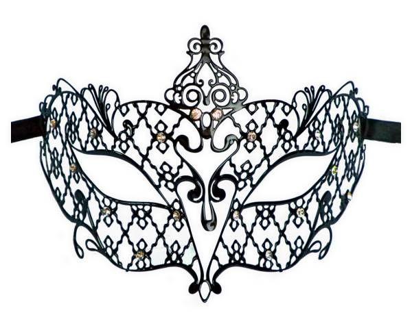 600x476 Metal Filigree Masquerade Mask For Ladies Countess Shopcom