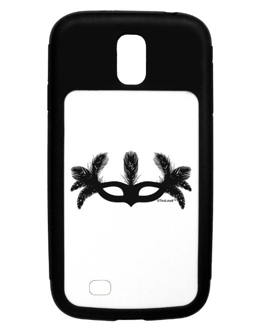 522x666 Buy Tooloud Masquerade Mask Silhouette Galaxy S4 Case In Cheap