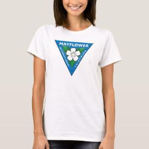 307x307 Mayflower T Shirts Amp Shirt Designs Zazzle Uk
