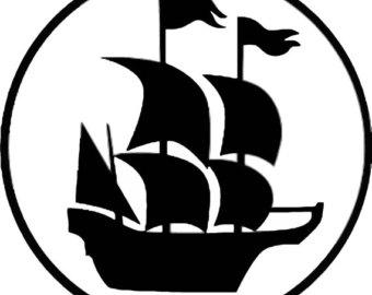 340x270 Mayflower Ship Etsy