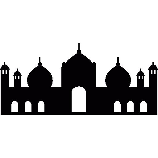 Mecca Silhouette