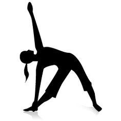 236x236 Yoga Silhouette 2