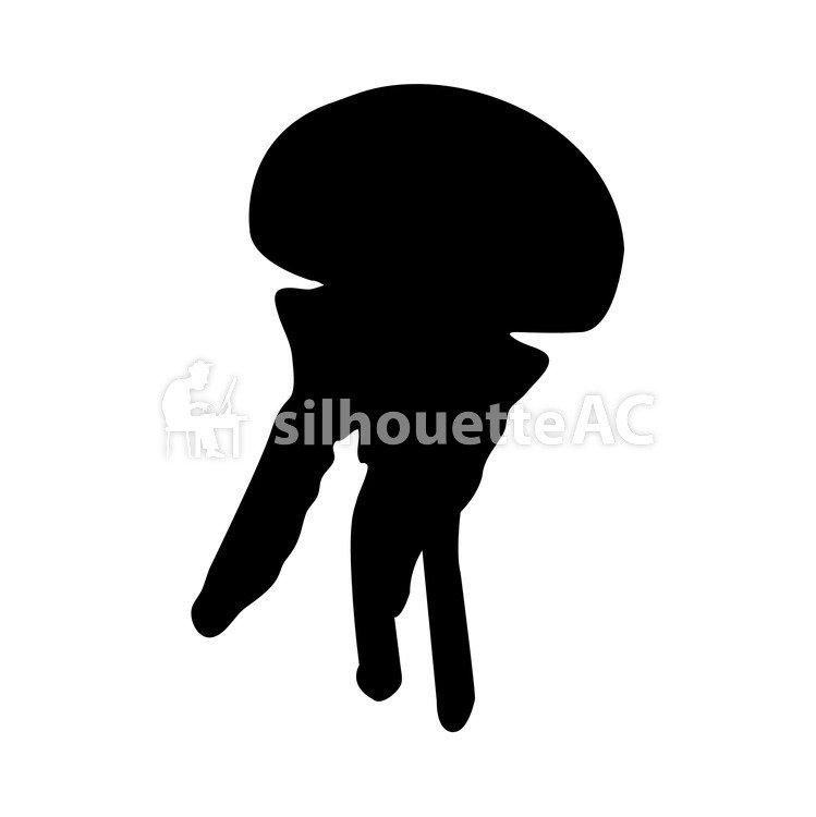 749x750 Kostenlose Silhouetten Medusa, Una Silueta