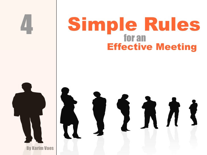 728x546 Four Simple Rules For An Effective Meeting Rules (Kvaes.be)