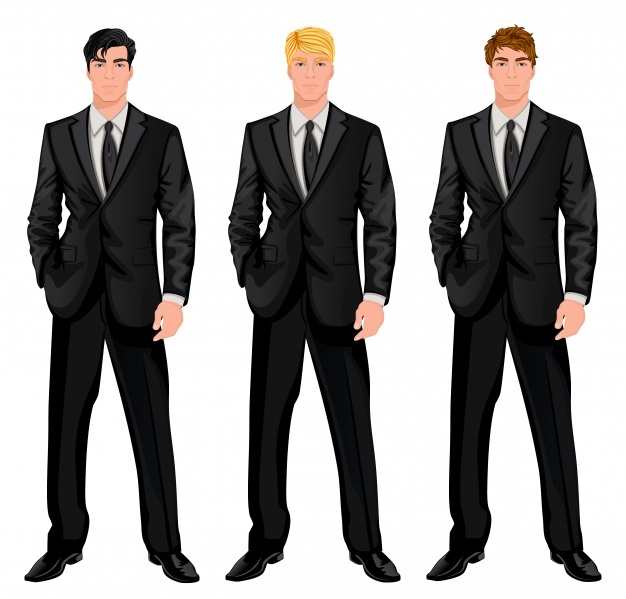 626x599 Man In Suit Vectors, Photos And Psd Files Free Download