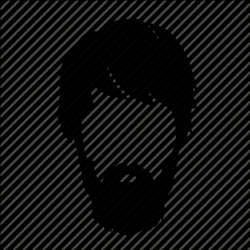 512x512 Beard, Hair Style, Hipster, Man Icon, Men Fashion, Moustache Icon