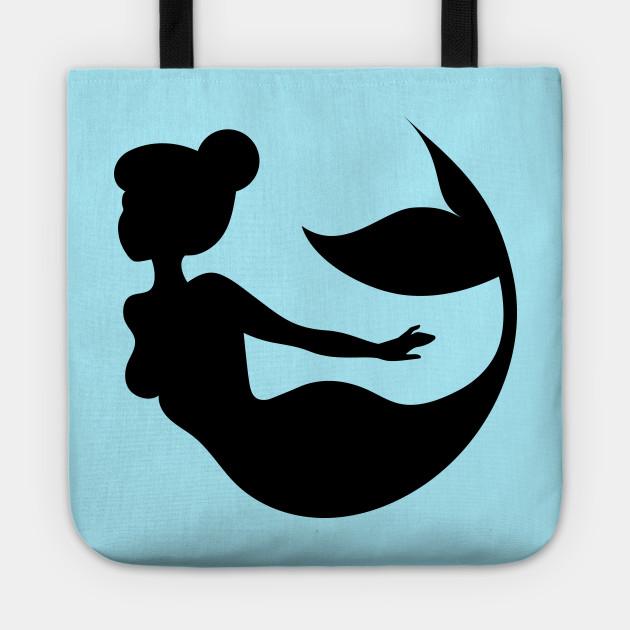630x630 Mermaid Silhouette