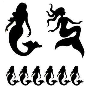 300x300 Image Result For Mermaid Template Pattern Mermaid