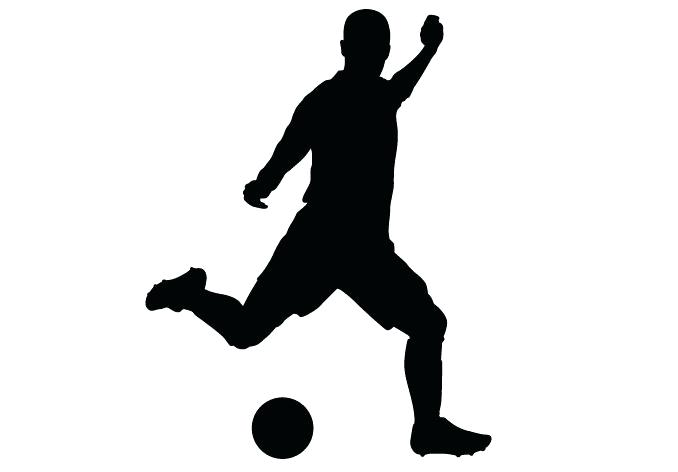 678x472 Sports For Sport Wall Decals Silhouette