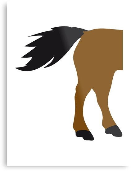 422x550 Horse Buttock Horse Silhouette Silhouette Shadow Symbol Logo