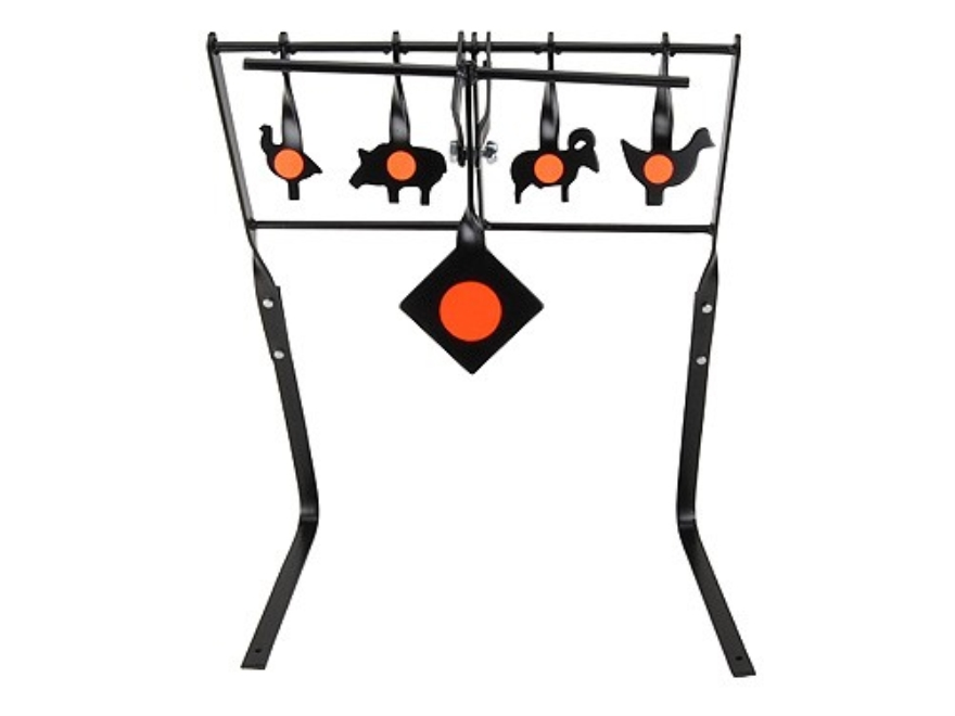 880x660 Champion Nra Silhouette Auto Reset Target System 22 Cal