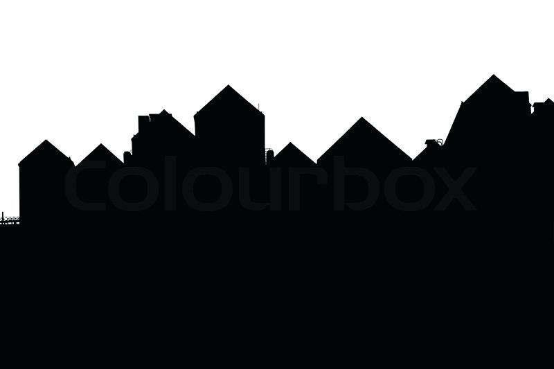 800x533 House Roof Silhouette Chimney Sweep Roof Chimney House Roof Craft
