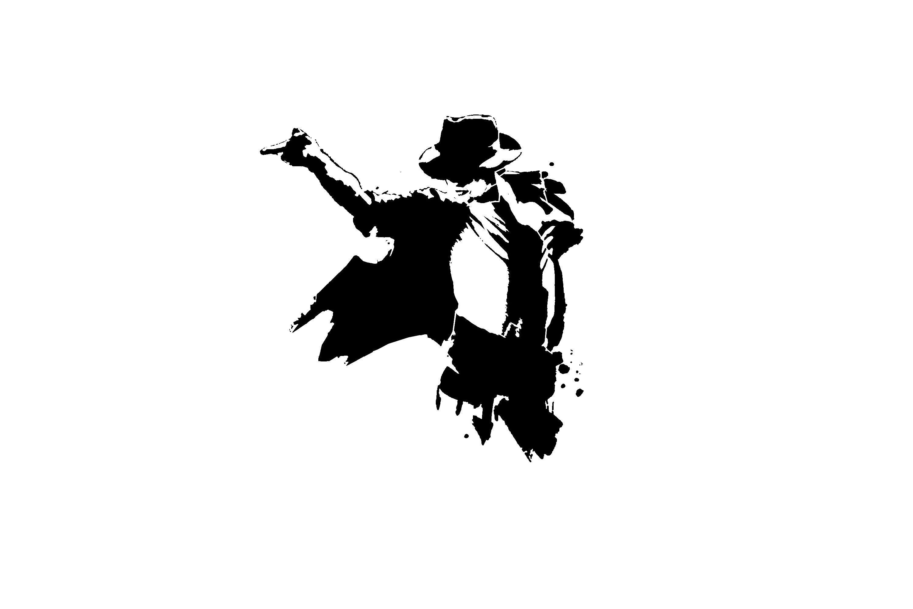 michael jackson face silhouette at getdrawings | free for