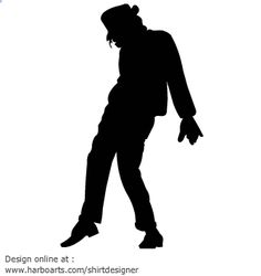 236x250 Michael Jackson Silhouette Makes Me Smile Michael