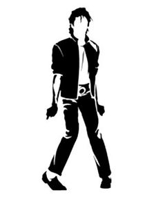 236x285 Michael Jackson Silhouette Makes Me Smile Michael