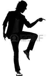 194x260 Resultado De Imagen Para Siluetas De Michael Jackson Michael
