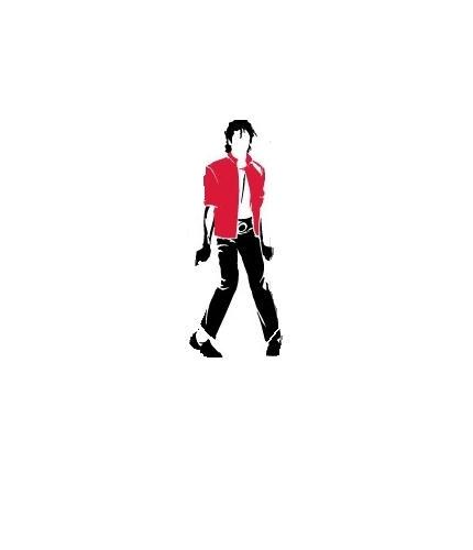 430x500 Thriller Images Thriller Mj Silhouette Wallpaper And Background