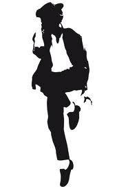 183x275 Michael Jackson Silhouette
