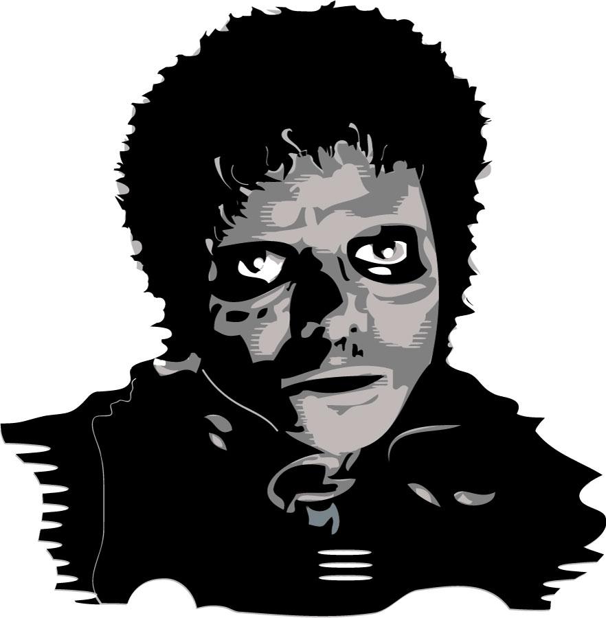 882x900 Michael Jackson Thriller Clip Art