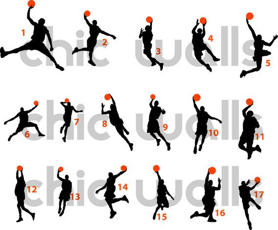 570x472 Michael Jordan Jumpman Air Basketball Nba Dunk By Chicwallsdesign