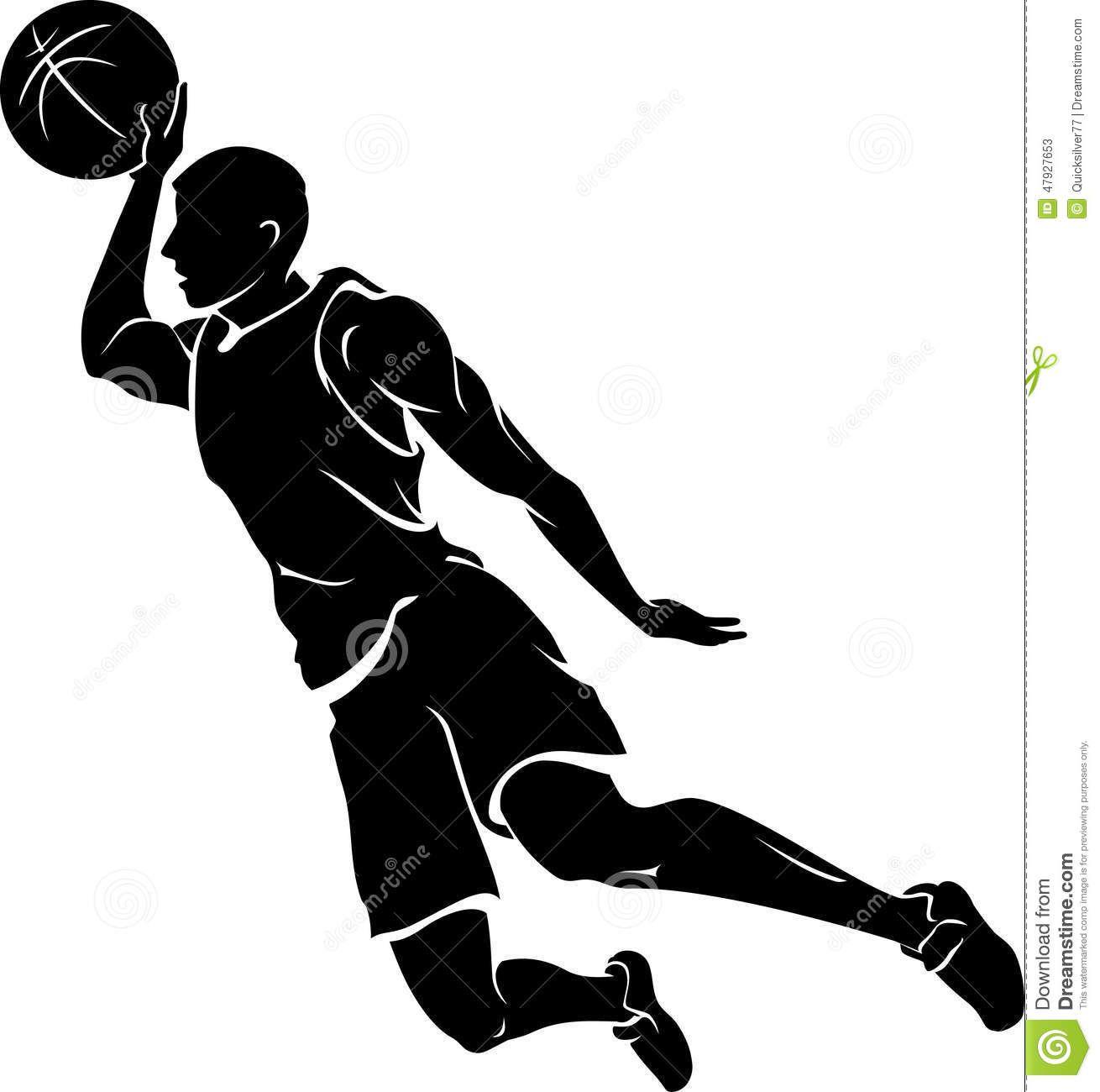 1310x1300 Silhouette Basketball Dunk