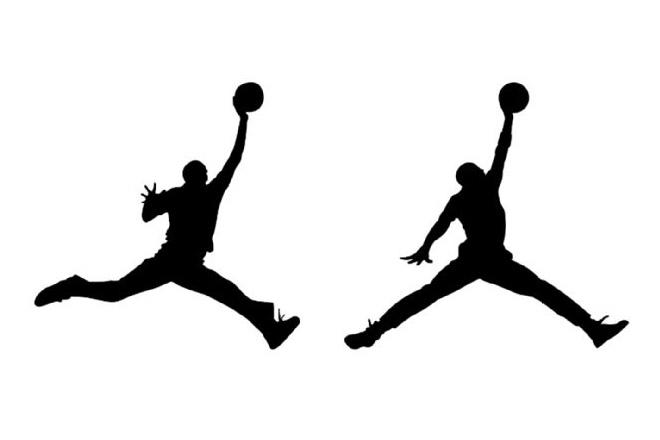 Michael Jordan Silhouette Poster