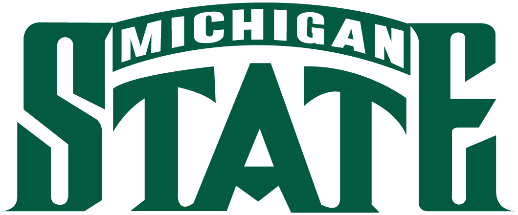 1059x440 Michigan Clipart Michigan State Clipart