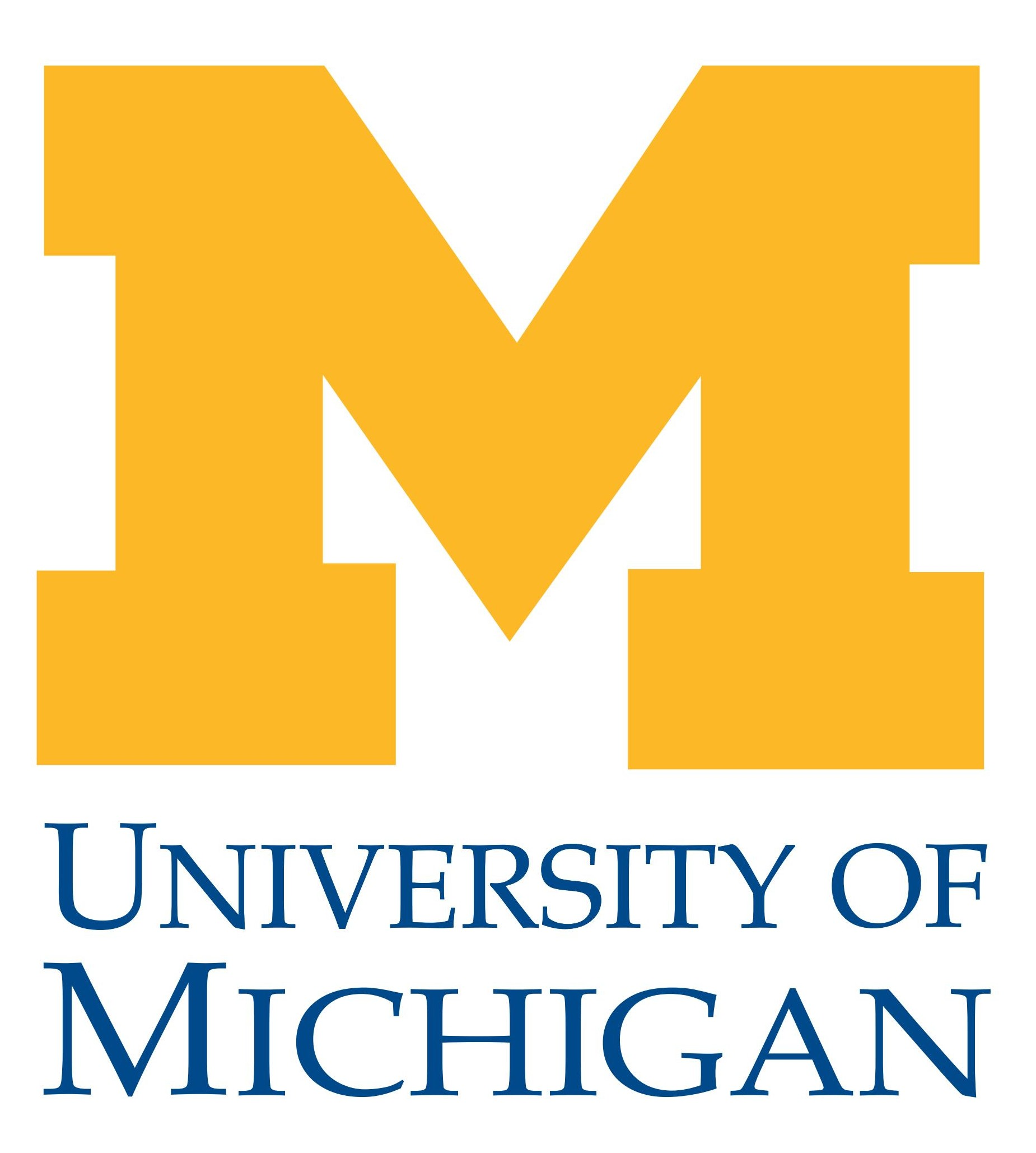 michigan silhouette vector at getdrawings com free for personal rh getdrawings com university of michigan logo download free University of Michigan Football Logo