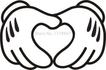 350x232 Manos De Mickey