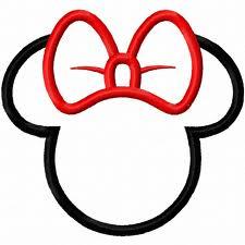 225x225 Mickey Amp Minnie Silhouette