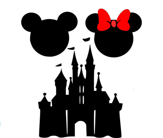 570x484 Silhouette Mickey Silhouette Mickey Backgrounds