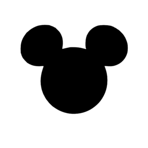 mickey ears silhouette clip art at getdrawings com free for rh getdrawings com mickey mouse head clip art free mickey mouse head clipart black and white