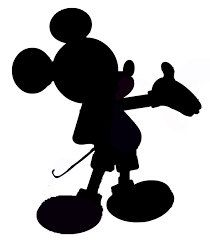 210x240 Disney Silhouette Clip Art Clipart Panda